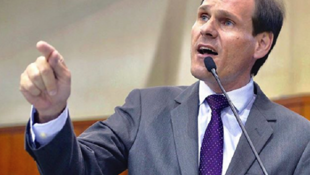 Deputado Lissauer Vieira é eleito novo presidente da Assembleia Legislativa de Goiás