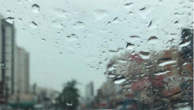 Primeira quinzena de maio tem previsão de chuva em todo o Estado