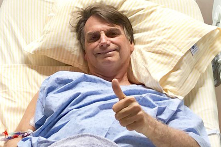 Bolsonaro tem aval de equipe médica para ter alta na quarta-feira