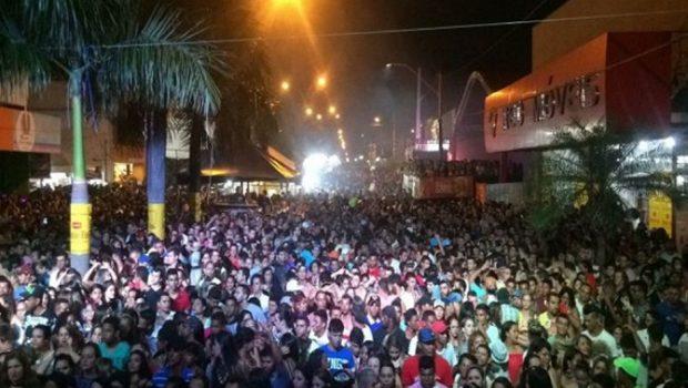 Pela terceira vez, MP-GO busca impedir uso de verba pública no carnaval de Goianésia