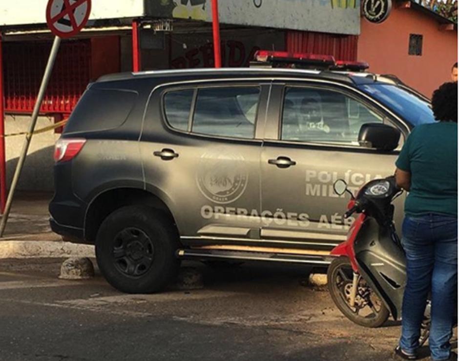 Dupla morre em confronto com a PM no Parque Anhanguera, em Goiânia