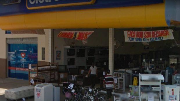 Presos suspeitos de roubo a loja de eletrodomésticos em Aparecida de Goiânia