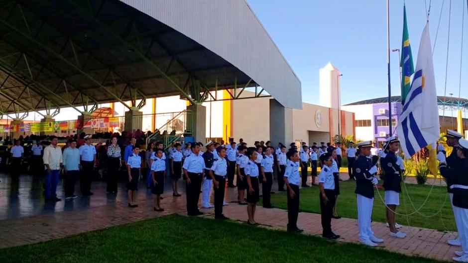 Goiás pode receber escola da Marinha