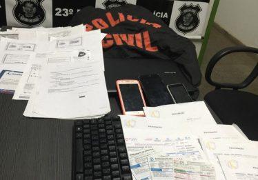 Falso consultor jurídico é preso em Goiânia