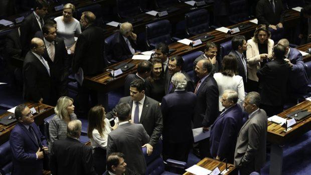 Votação para Presidência do Senado será em cédulas; são 8 candidatos