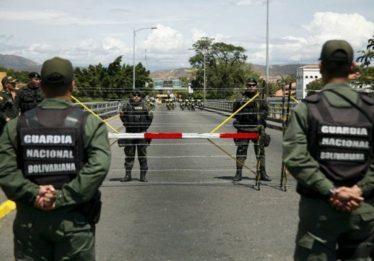 Exército da Venezuela está em alerta na fronteira