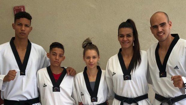 Atletas goianos participam do Grand Slam 2019, no Rio de Janeiro