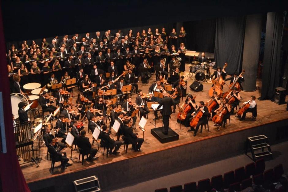 Osquestra Jovem de Goiânia realiza concerto com clássicos, músicas pop e tilhas de filmes