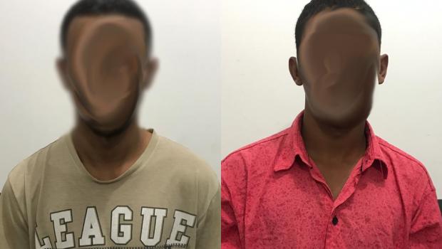 Polícia prende dois homens que arrastaram e atiraram na cabeça de uma mulher em Trindade