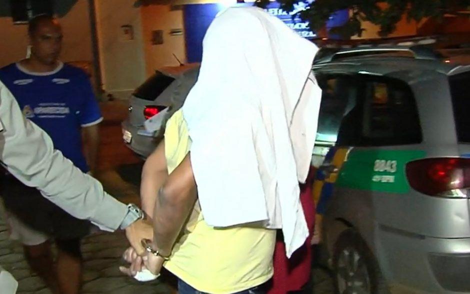 Homem é preso após atropelar e arrastar motociclista por 1 km, em Aparecida de Goiânia