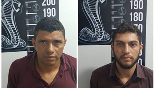 Dois são presos com 700 quilos de maconha, próximo a Mineiros