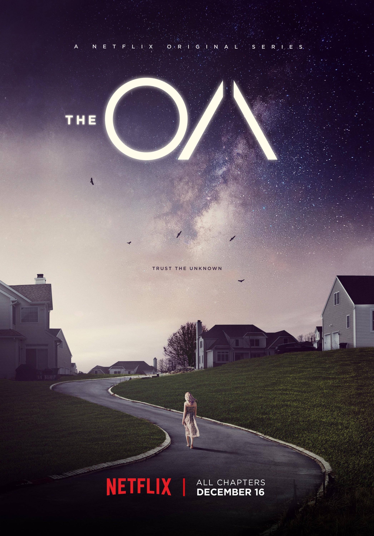 Primeira temporada de 'The OA', série original Netfix