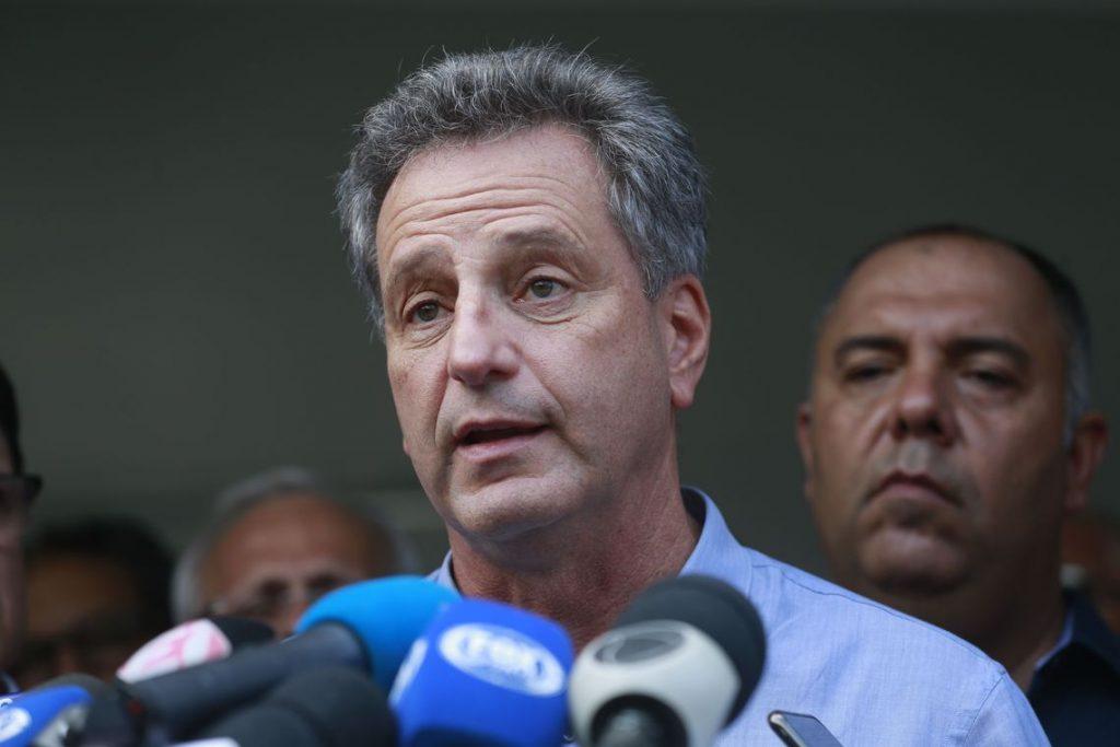 Incêndio é maior tragédia da história do Flamengo, diz presidente