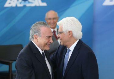 MPF vai recorrer da decisão que soltou Temer e Moreira e outros seis