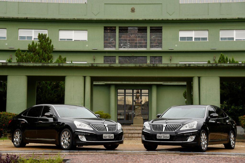 Governo do estado irá leiloar carros de luxo no dia 14 de março, em Goiânia