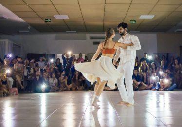 Adriano Garibaldi Núcleo de Dança apresenta a Mostra O Broto