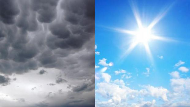 Fim de semana será de sábado nublado e domingo ensolarado, de acordo com INPE