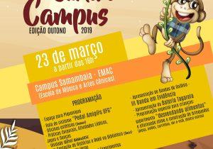 UFG realiza primeira edição do Curta o Campus Outono 2019