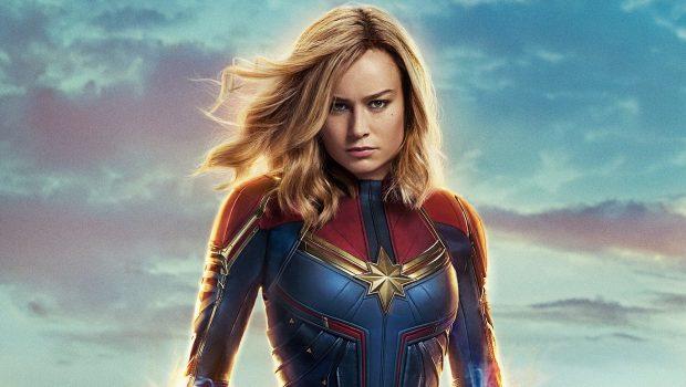 Capitã Marvel tem a sexta maior bilheteria mundial de estreia com US$ 455 milhões