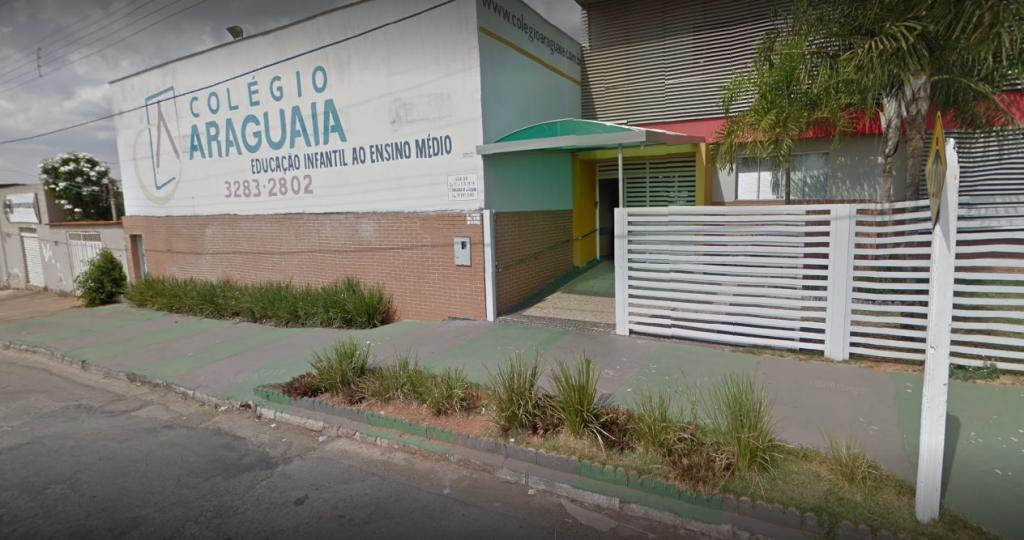 Criança baleada em Aparecida de Goiânia pede socorro em colégio