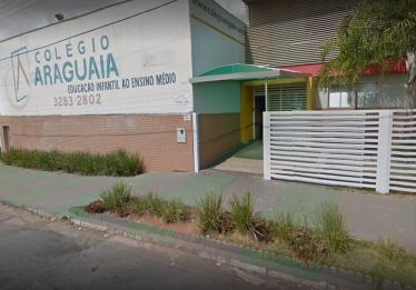 Criança é baleada na manhã desta segunda-feira (18), em Aparecida de Goiânia, e pede socorro em colégio