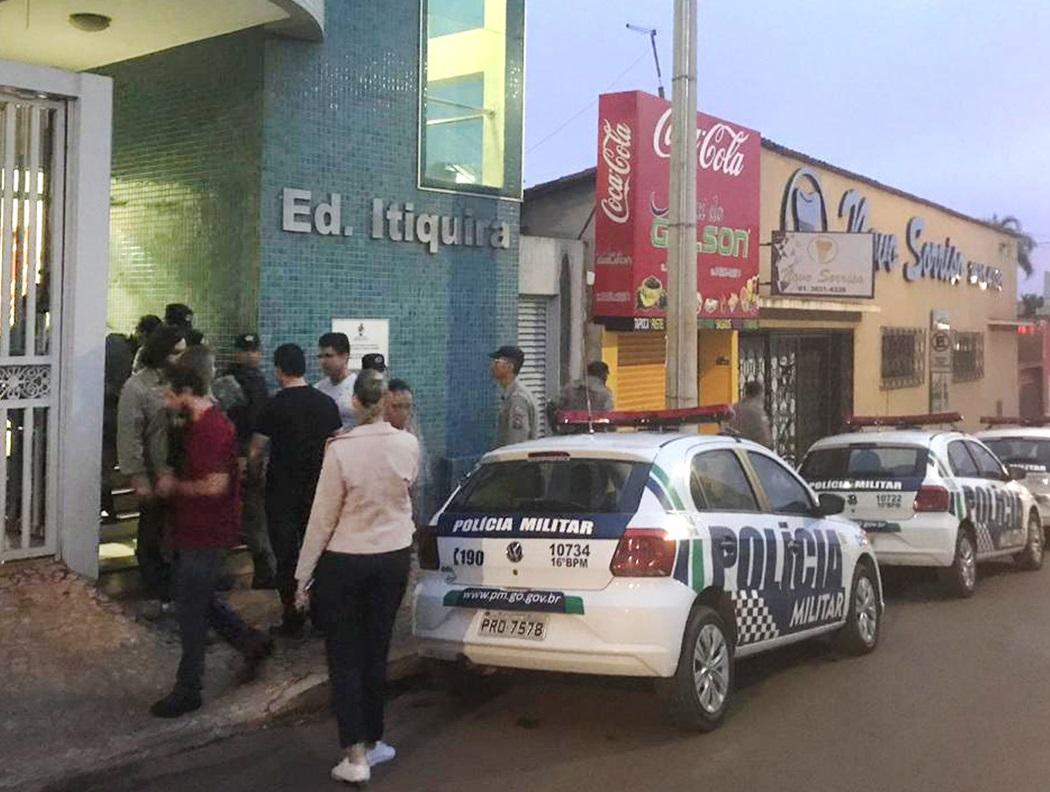 Investigações revelaram existência de uma quadrilha que fraudou oito licitações de pavimentação asfáltica (Foto: Divulgação/MP-GO)