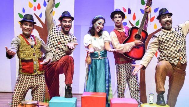 Teatro Goiânia apresenta programação especial para as crianças neste domingo (24)