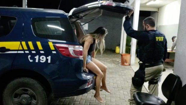 Motorista é presa suspeita de atropelar motociclista na BR-153, em Goiânia
