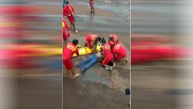 Homem morre após se afogar no Lago de São Simão