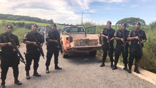 Vindo da Bolívia, homem é preso por transporte de cocaína em Itapuranga
