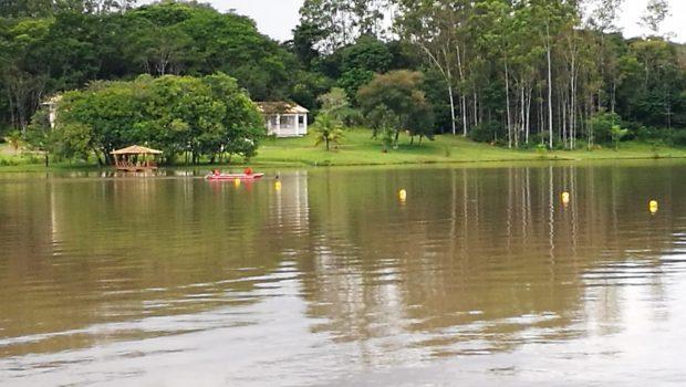 Bombeiros localizam corpo de homem que se afogou em lago de Senador Canedo