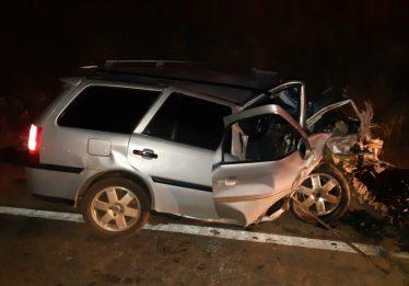 Condutor embriagado provoca acidente e deixa seis pessoas gravemente feridas em São Luís do Norte
