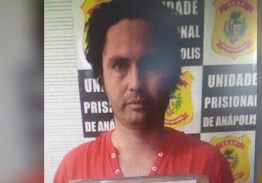 Preso suspeito de agredir esposa e filha, de um ano, em Anápolis