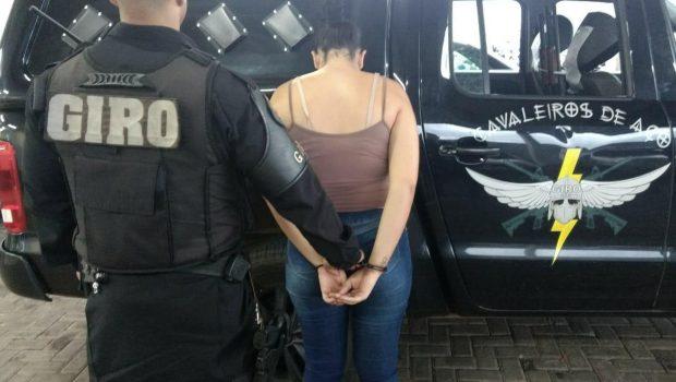 Mulheres são presas suspeitas de comandar tráfico em setores de Goiânia