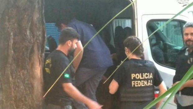 Prisão de cinco investigados na Operação Decantação é mantida
