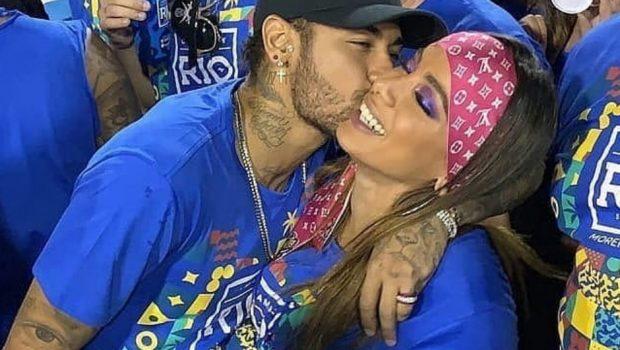 Anitta nega ter beijado Neymar em camarote do Carnaval do Rio de Janeiro