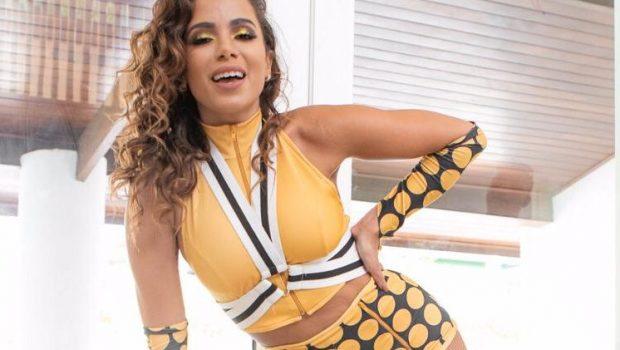 Carnaval 2019: Anitta se veste de dançarina do É o Tchan para Circuito Barra-Ondina