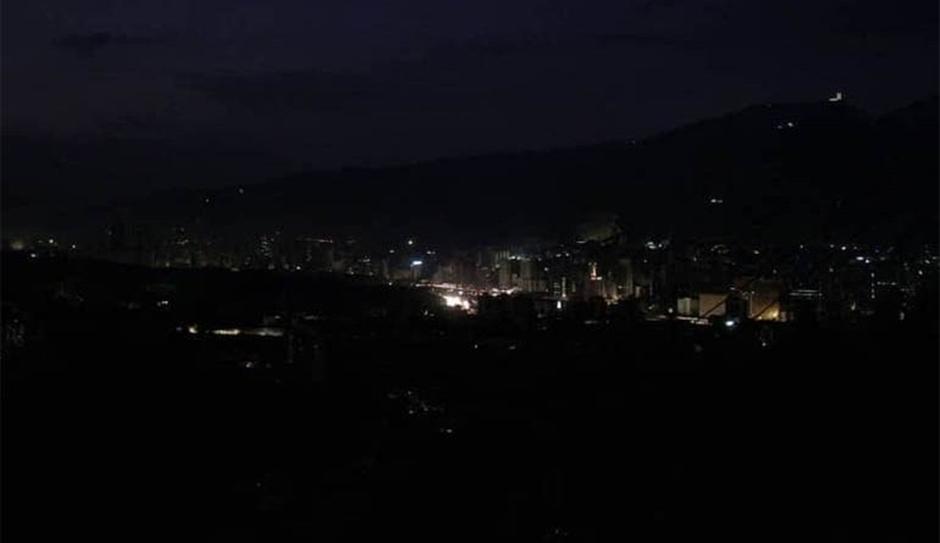 Eletricidade começa a voltar em várias partes da Venezuela