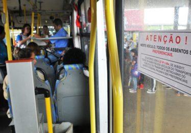 Projeto de Lei pretende tranformar todos os assentos dos ônibus em preferenciais