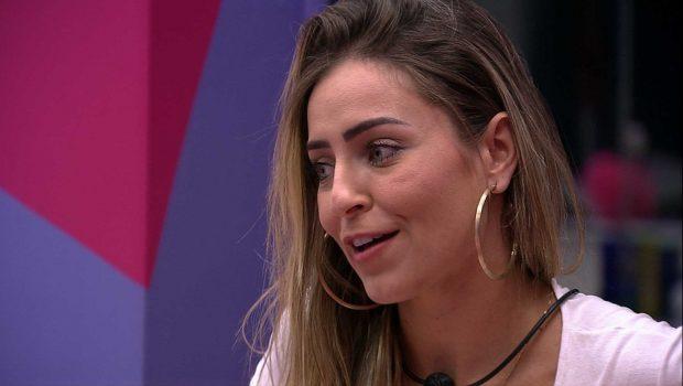 """BBB 19: """"Eu quero Gabriela e Rodrigo fora"""", diz Paula"""