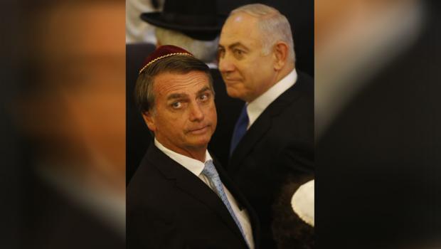 Não há dúvida de que nazismo foi movimento de esquerda, diz Bolsonaro em Israel