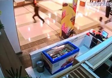 Assalto a joalheria assusta frequentadores de shopping de Aparecida de Goiânia