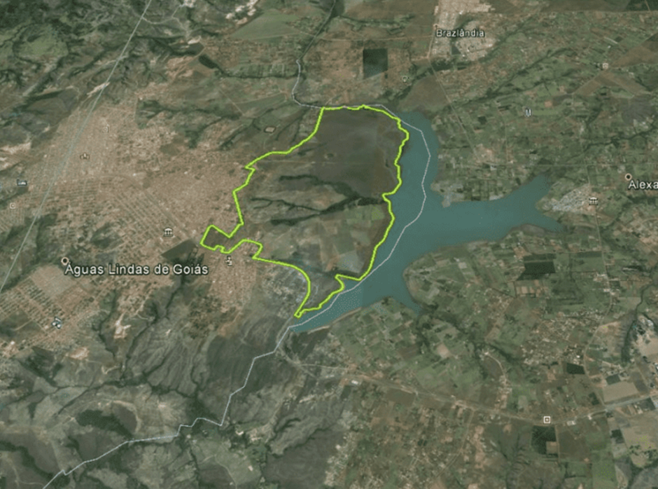 Decreto que determina criação de Parque Estadual em Águas Lindas é assinado