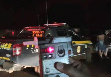 PRF autua 32 motoristas e prende outros 16 por embriaguez, em Anápolis