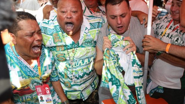 Mancha Verde é campeã do carnaval de São Paulo; Vai-Vai é rebaixada