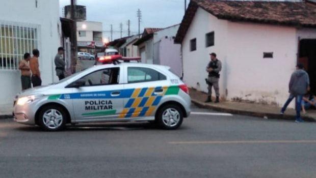 Adolescente morre e outros dois são apreendidos após confronto com a PM, em Catalão