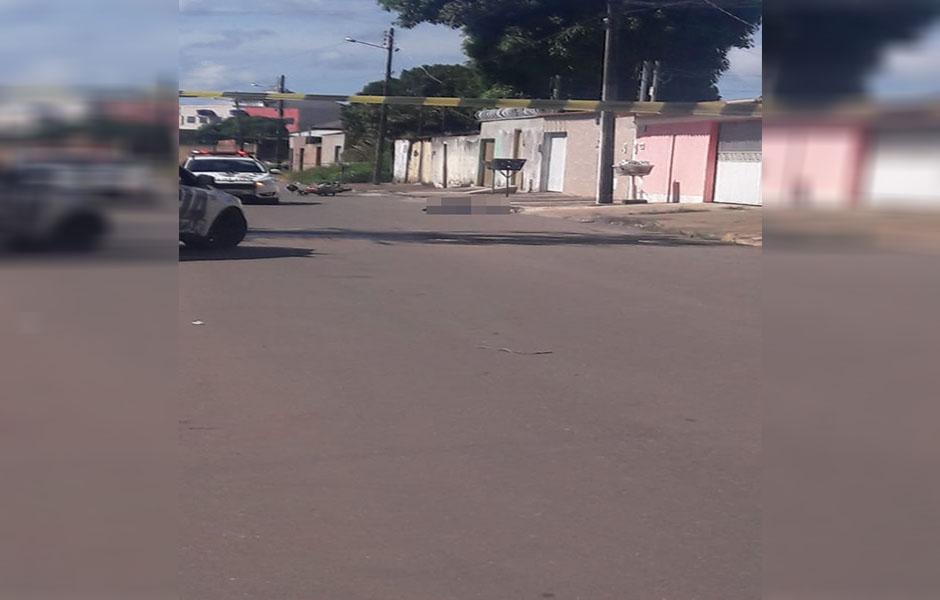 1e6de64e57 Homem morre e outro é preso após confronto com a PM