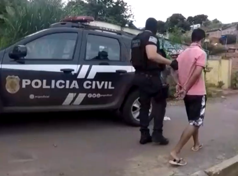 Polícia Civil prende onze suspeitos de tráfico, violência e roubos, em Anápolis