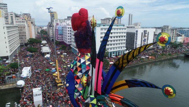 Desfile do Galo da Madrugada este ano homenageia mulheres