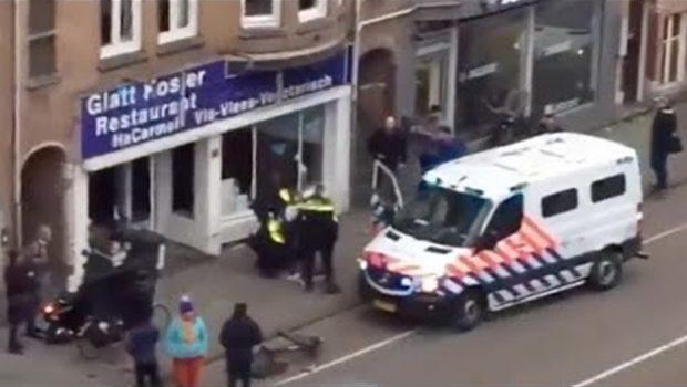 Atirador deixa morto e vários feridos em estação de bonde na Holanda